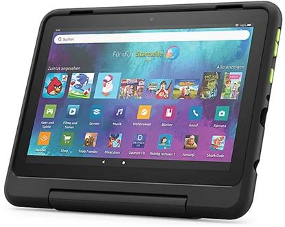 Изображение Amazon Fire HD 8 32GB Pro Kids 2021, black