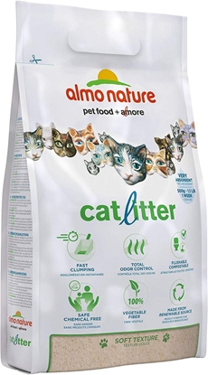 Изображение Almo Nature Cat Litter - 4,54 kg