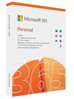 Изображение 365 Personal PL P8 1Y 1U Win/Mac QQ2-01434             Zastępuje P/N: QQ2-01000