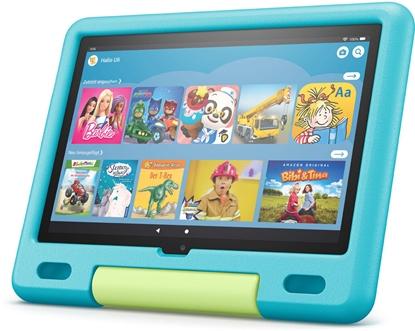 Изображение Amazon Fire HD10 32GB Kids 2021, aquamarine