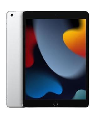 Attēls no Apple 10.2inch iPad Wi-Fi +Cell 64GB Silver       MK493FD/A