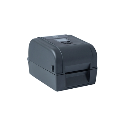 Picture of Brother 4IN TT/ DT LABEL/RECEIPT PRNT LAN WIFI BT RFID 300DPI EU IN- label printer Direct thermal / Thermal transfer 300 x 300 DPI Wired & Wireless