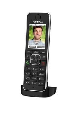 Picture of AVM Fritz!Fon C6 black IP Phone wireless