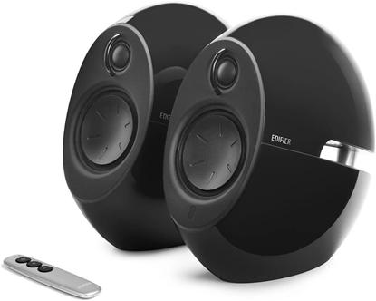 Picture of Edifier E25HD Luna Speakers 74W / BT / AUX / Black