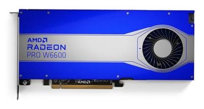 Изображение AMD Radeon PRO W6000 Radeon PRO W6600 8 GB GDDR6