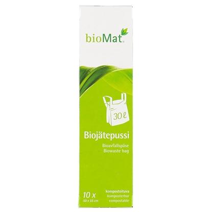 Изображение Atkritumu maisi Biomat 10gab. 30l